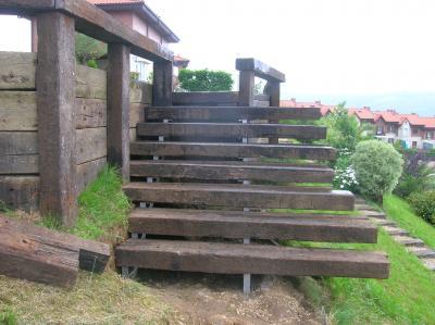 Carpinter a exterior - Vallas para muros ...